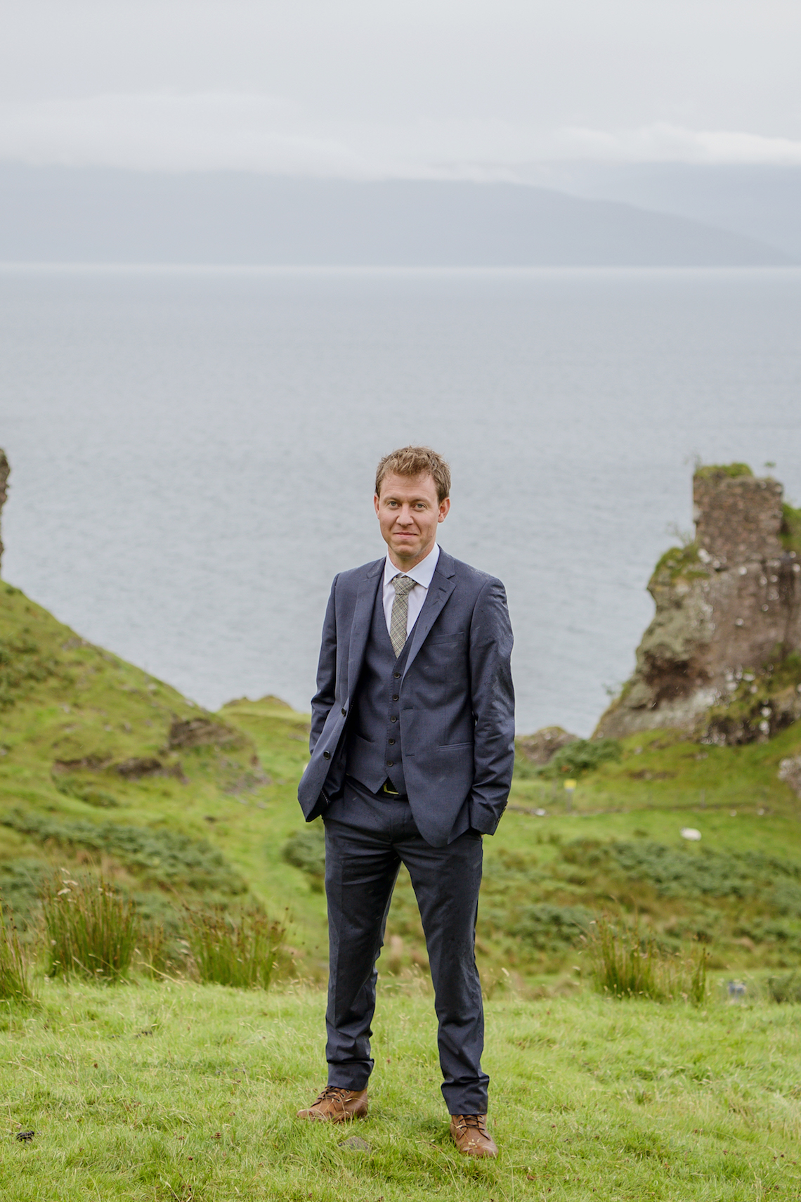 Wild & Adventurous Isle of Skye Elopement | Your Adventure Wedding 31