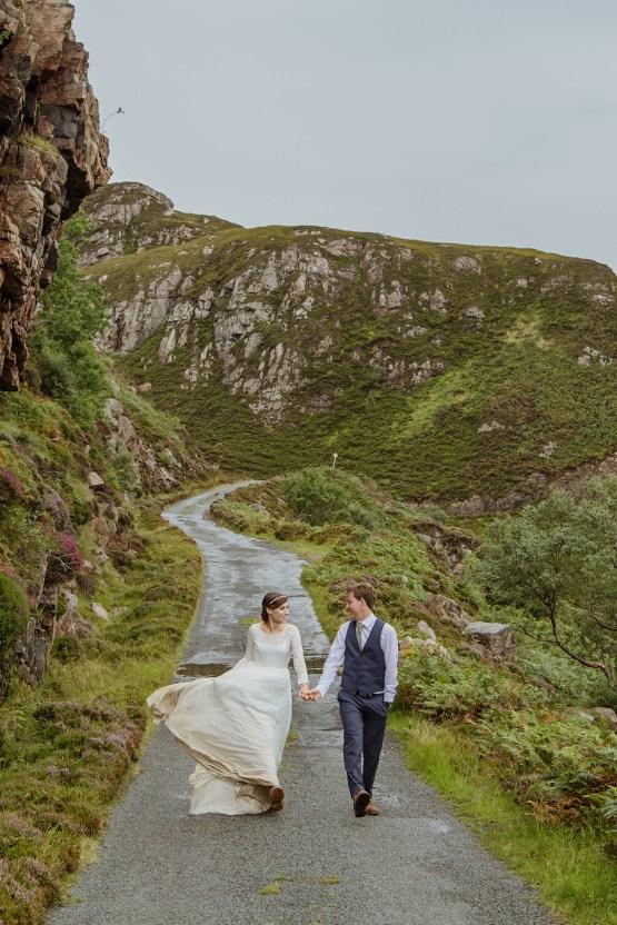 Wild & Adventurous Isle of Skye Elopement | Your Adventure Wedding 32