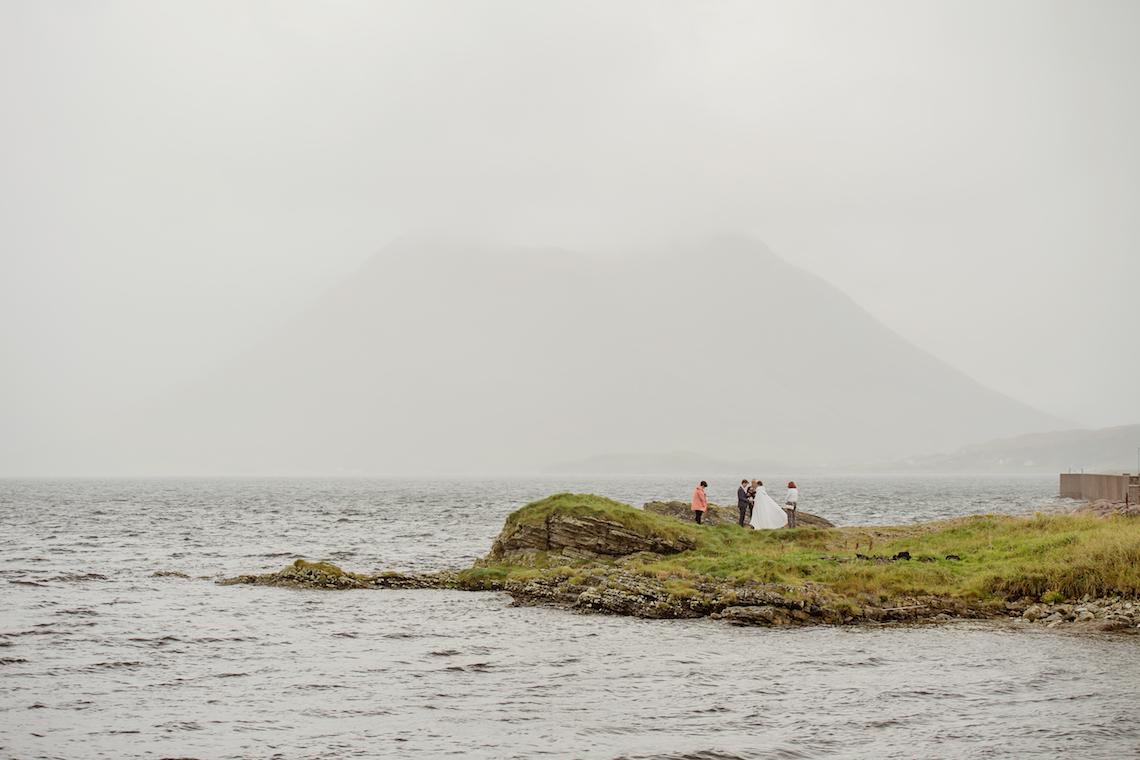 Wild & Adventurous Isle of Skye Elopement | Your Adventure Wedding 7