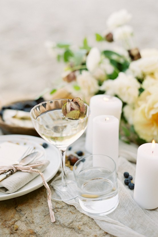 Blackberry and Pear Dreamy Beach Elopement Inspiration – Troy Meikle 12