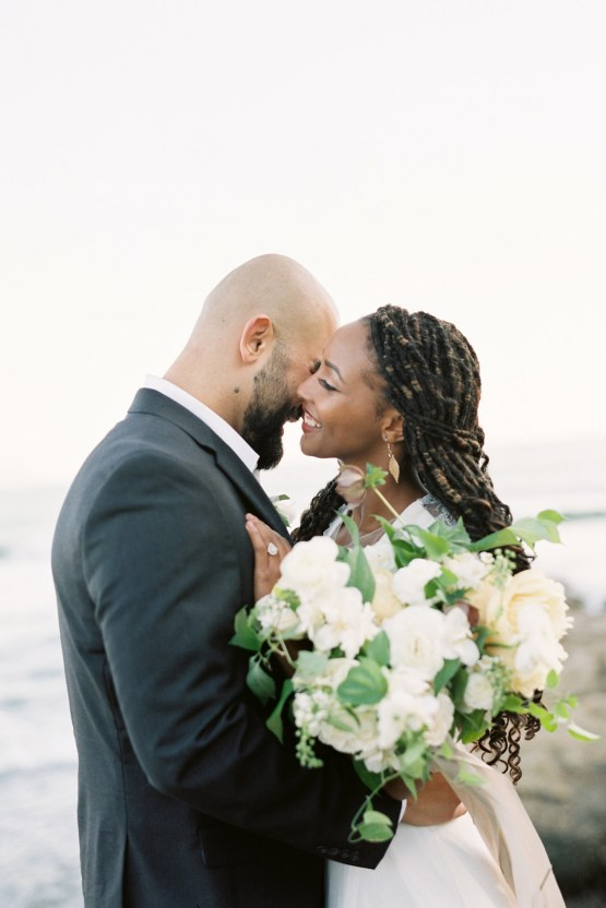 Blackberry and Pear Dreamy Beach Elopement Inspiration – Troy Meikle 17