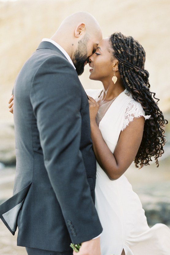 Blackberry and Pear Dreamy Beach Elopement Inspiration – Troy Meikle 21