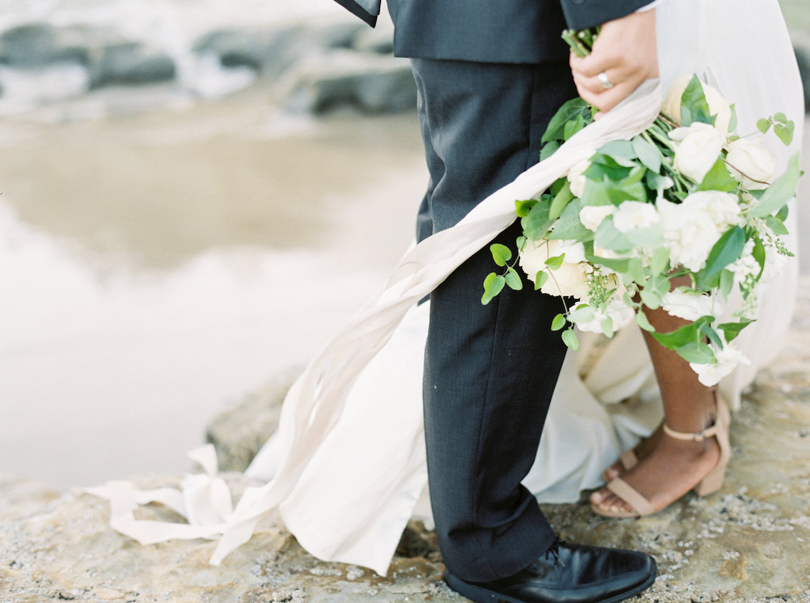 Blackberry and Pear Dreamy Beach Elopement Inspiration – Troy Meikle 33