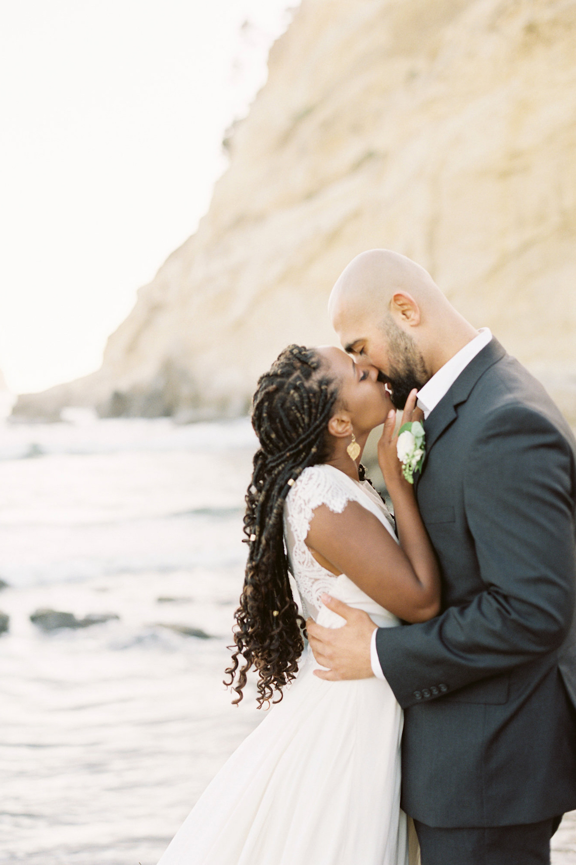 Blackberry and Pear Dreamy Beach Elopement Inspiration – Troy Meikle 8