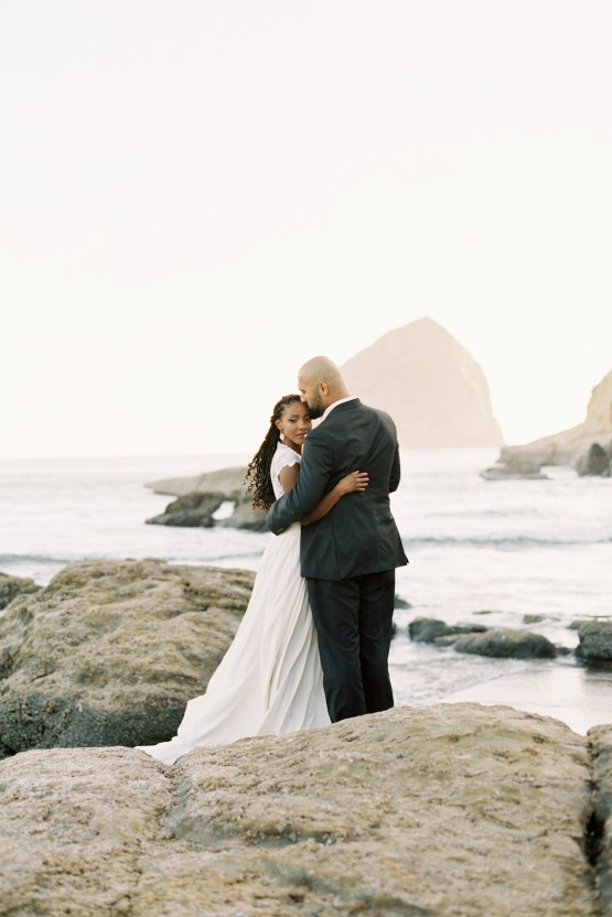 Blackberry and Pear Dreamy Beach Elopement Inspiration – Troy Meikle 9