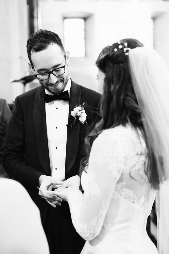 Charming Chamonix Winter Wedding With A Fur Coat – Katie Mitchell 15