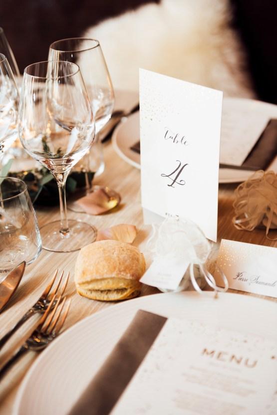 Charming Chamonix Winter Wedding With A Fur Coat – Katie Mitchell 24