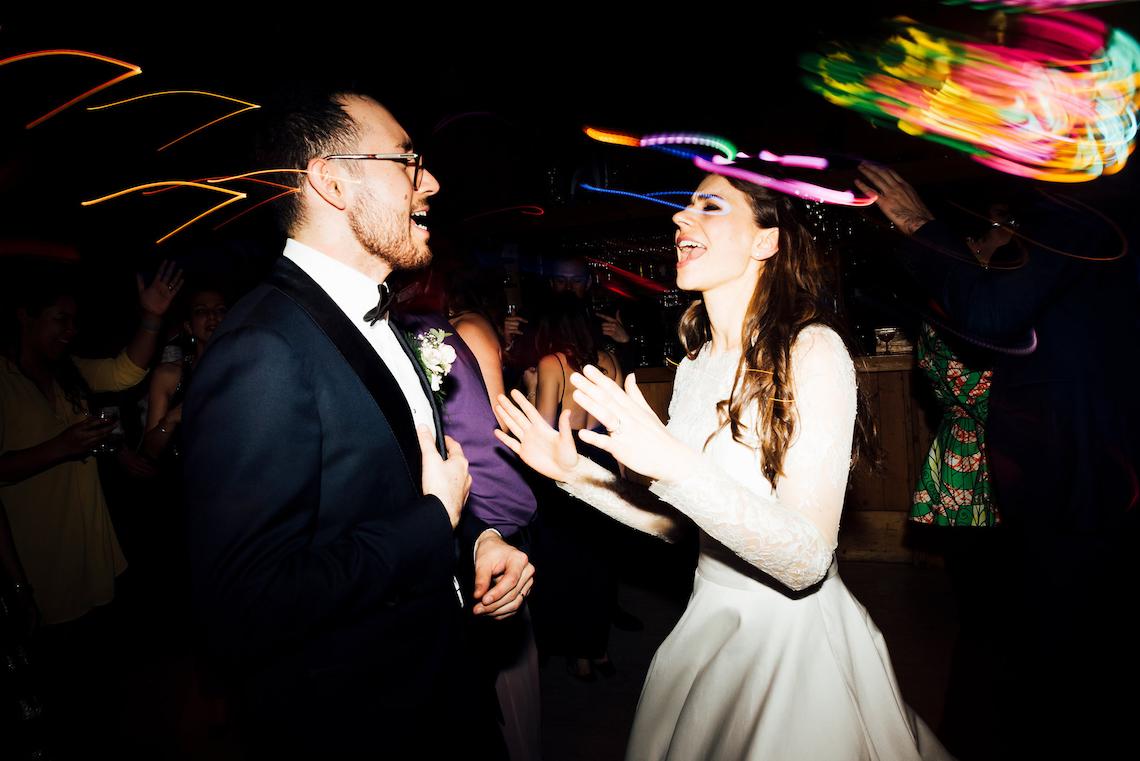 Charming Chamonix Winter Wedding With A Fur Coat – Katie Mitchell 37