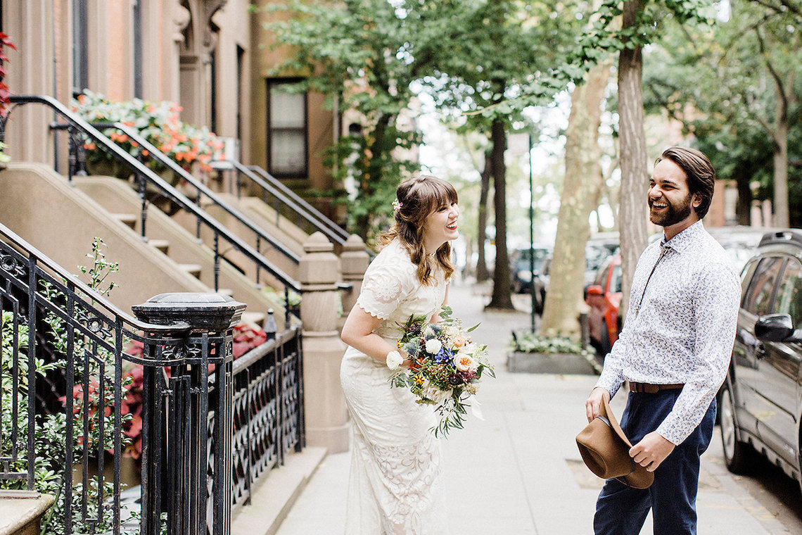 Country Western Meets Hip Brooklyn Elopement – Common Dove Photography 40