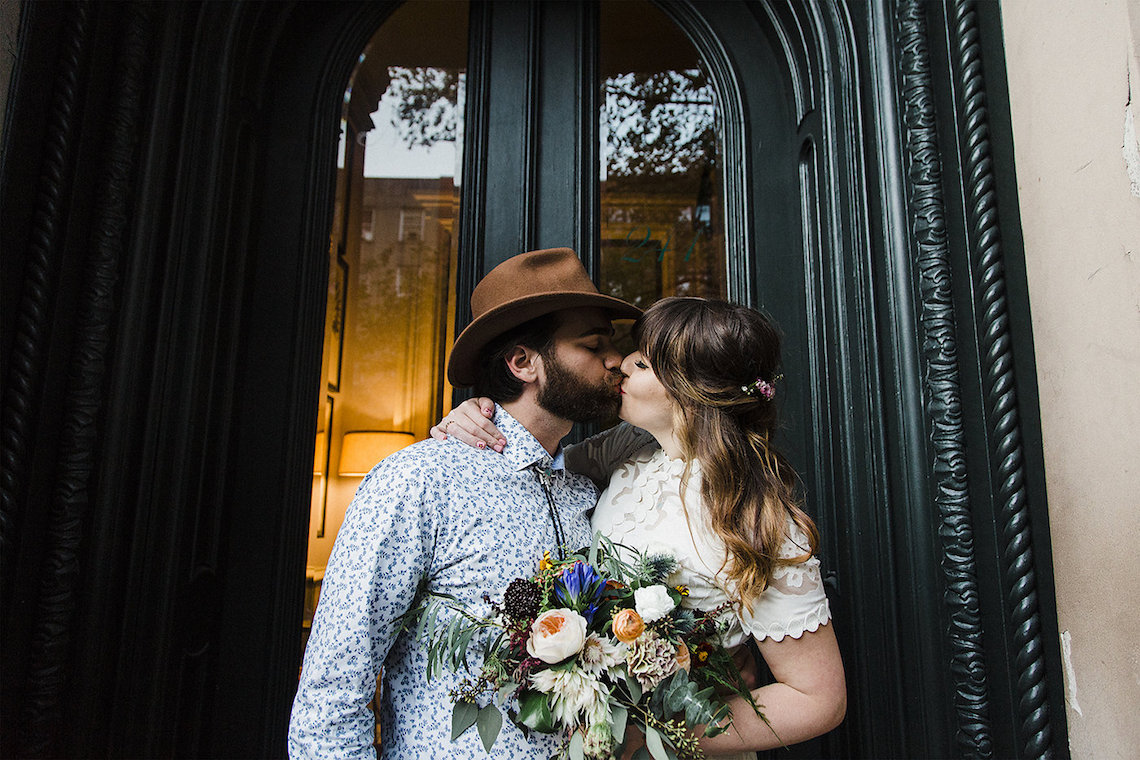 Country Western Meets Hip Brooklyn Elopement – Common Dove Photography 48