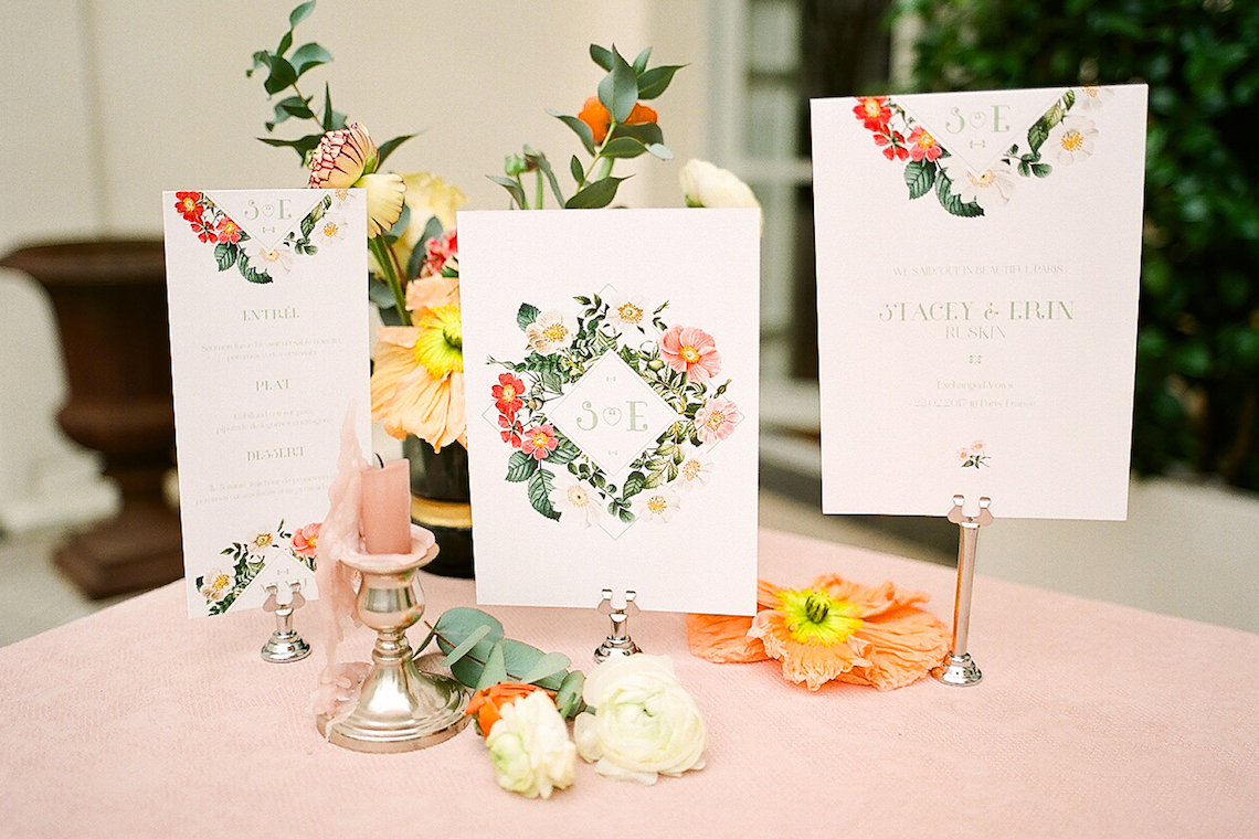 Elegant Blush Parisian Bridal Inspiration Featuring Luxurious Veils and Boudoir Ideas – Bonphotoge 54