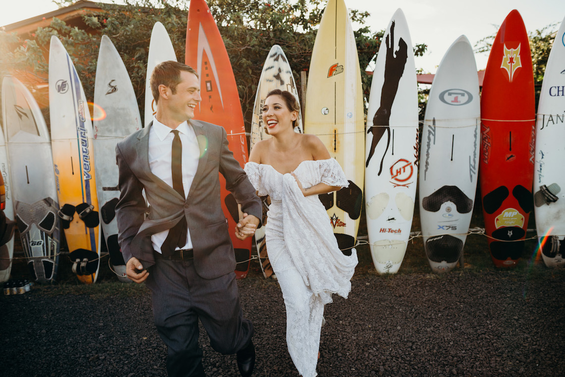Glamorous and Tropical Hawaiian Wedding Inspiration – Melissa Ergo Photography 11