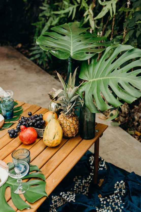 Glamorous and Tropical Hawaiian Wedding Inspiration – Melissa Ergo Photography 27