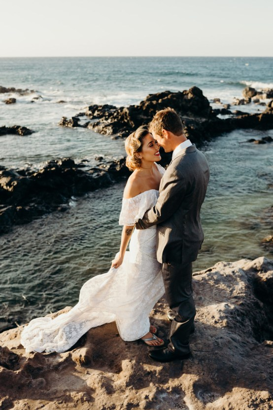 Glamorous and Tropical Hawaiian Wedding Inspiration – Melissa Ergo Photography 47