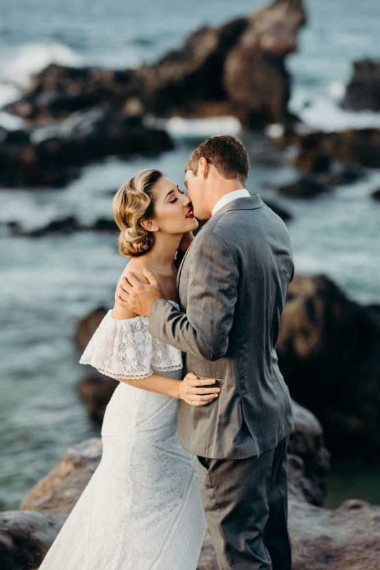 Glamorous and Tropical Hawaiian Wedding Inspiration – Melissa Ergo Photography 50