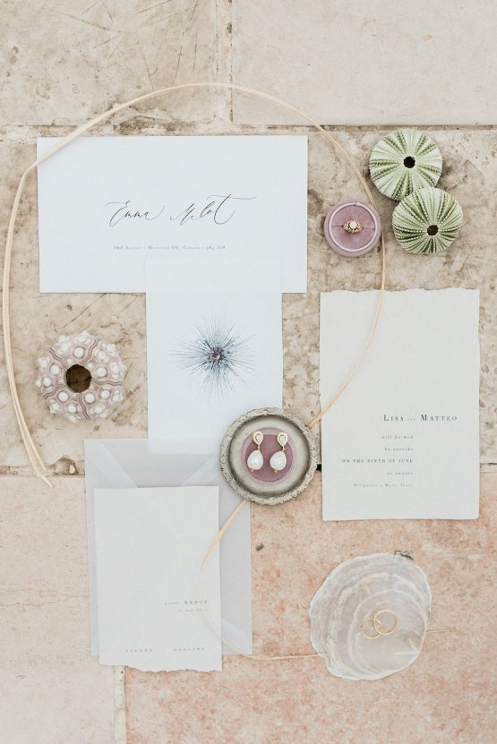 Organic and Foraged Romantic Puglia Wedding Inspiration – Lace and Luce 54