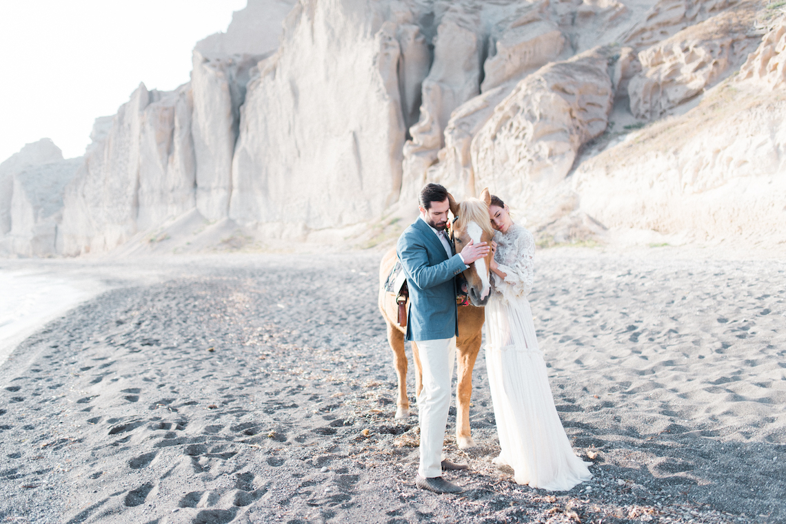 Seashell Wedding Ideas From The Beaches Of Greece – George Liopetas 1
