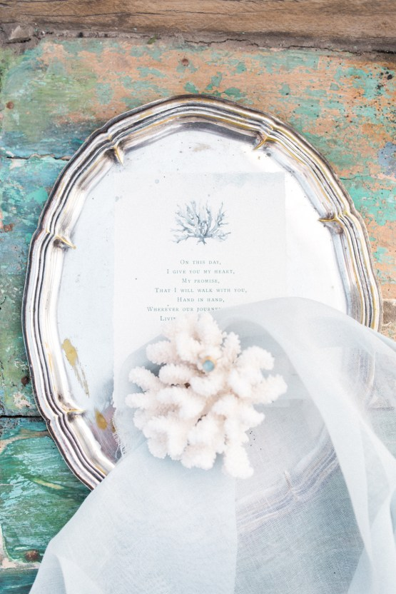 Seashell Wedding Ideas From The Beaches Of Greece – George Liopetas 10