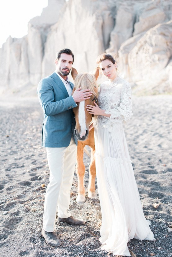 Seashell Wedding Ideas From The Beaches Of Greece – George Liopetas 14