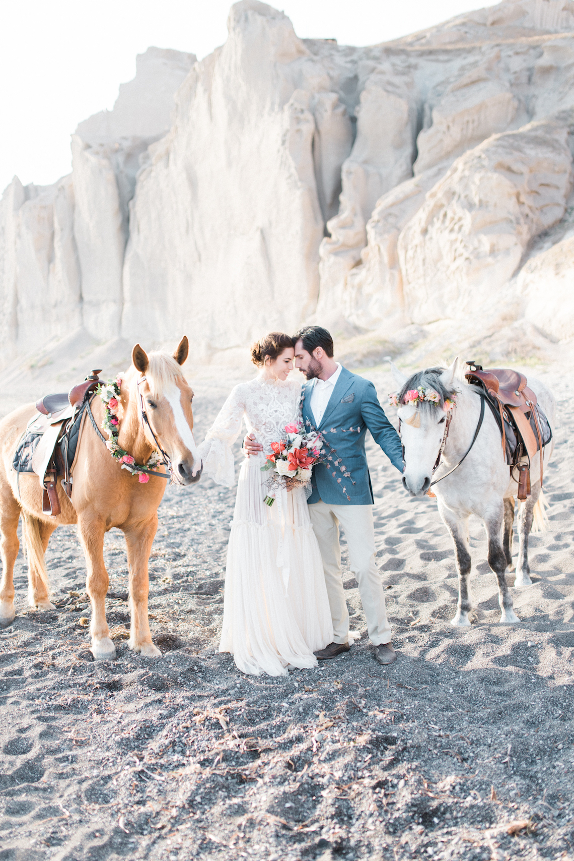 Seashell Wedding Ideas From The Beaches Of Greece – George Liopetas 18
