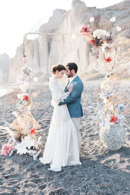 Seashell Wedding Ideas From The Beaches Of Greece – George Liopetas 21