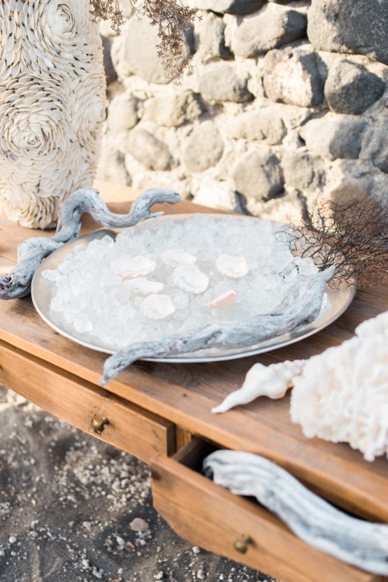 Seashell Wedding Ideas From The Beaches Of Greece – George Liopetas 24