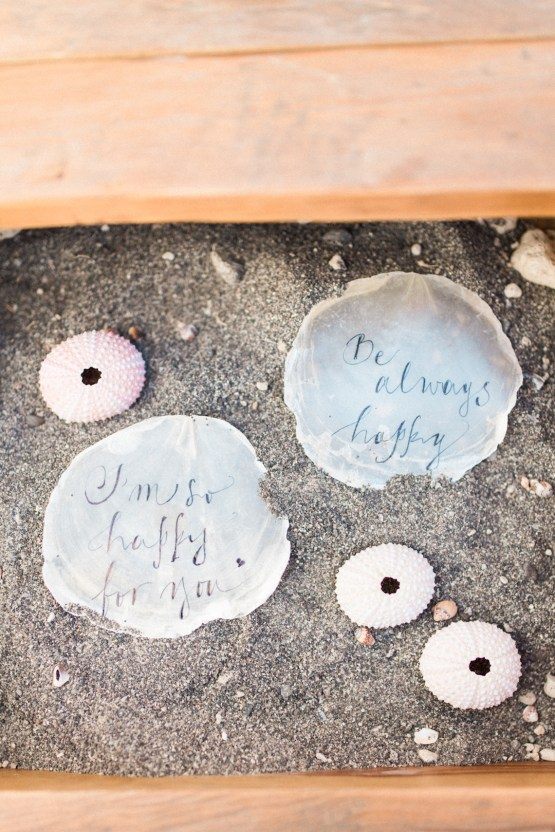 Seashell Wedding Ideas From The Beaches Of Greece – George Liopetas 26