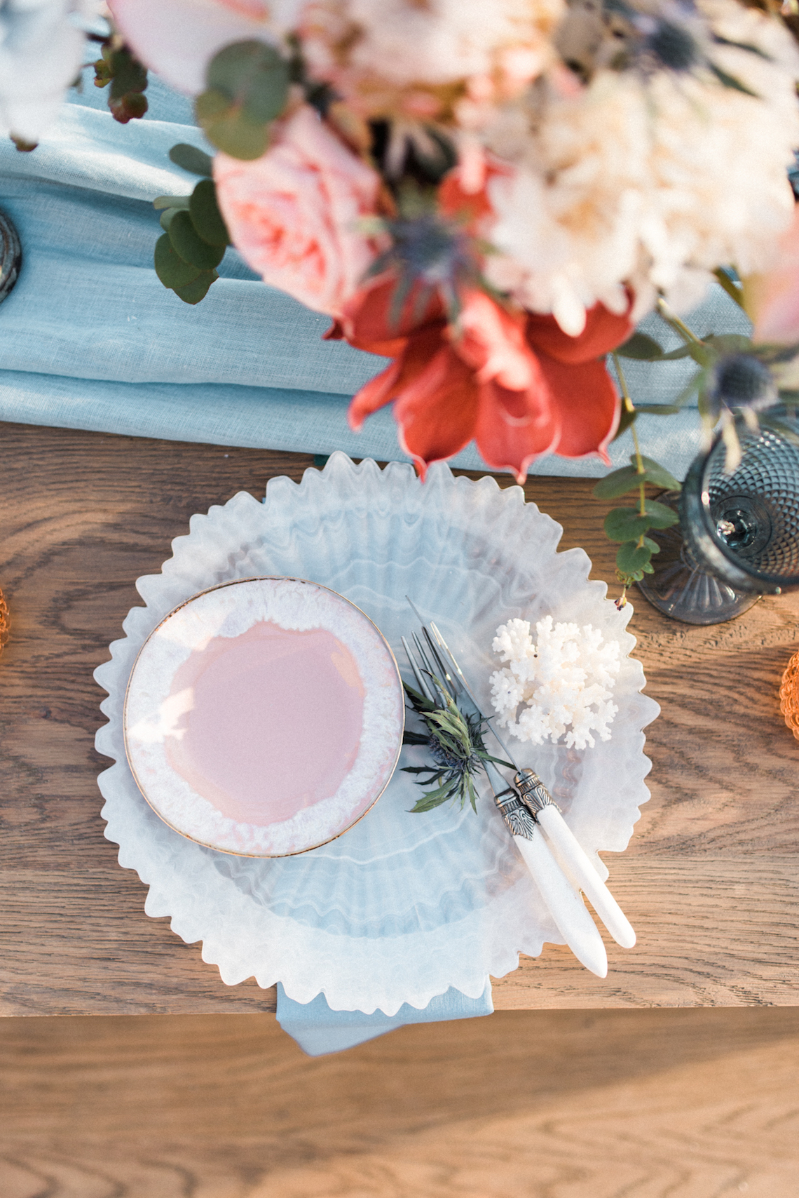 Seashell Wedding Ideas From The Beaches Of Greece – George Liopetas 29