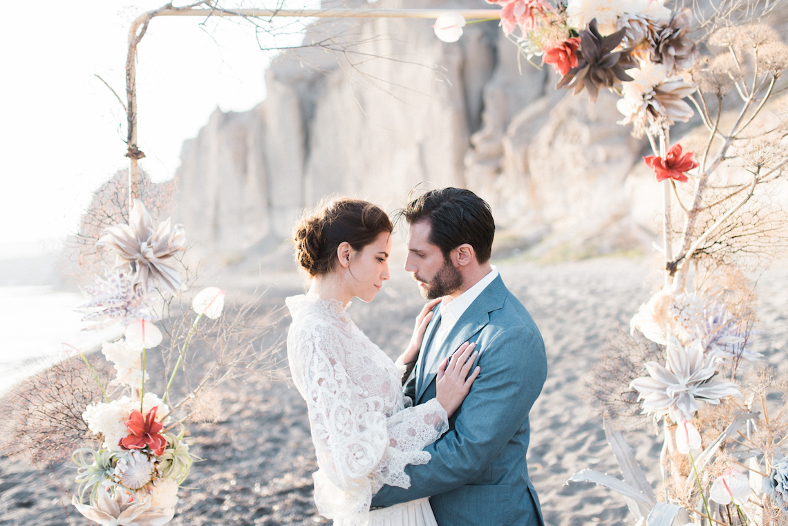 Seashell Wedding Ideas From The Beaches Of Greece – George Liopetas 3