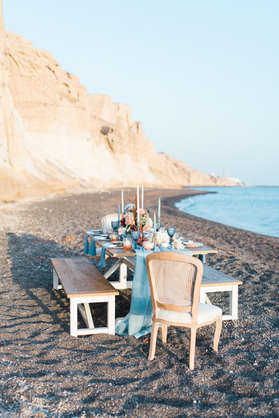 Seashell Wedding Ideas From The Beaches Of Greece – George Liopetas 33