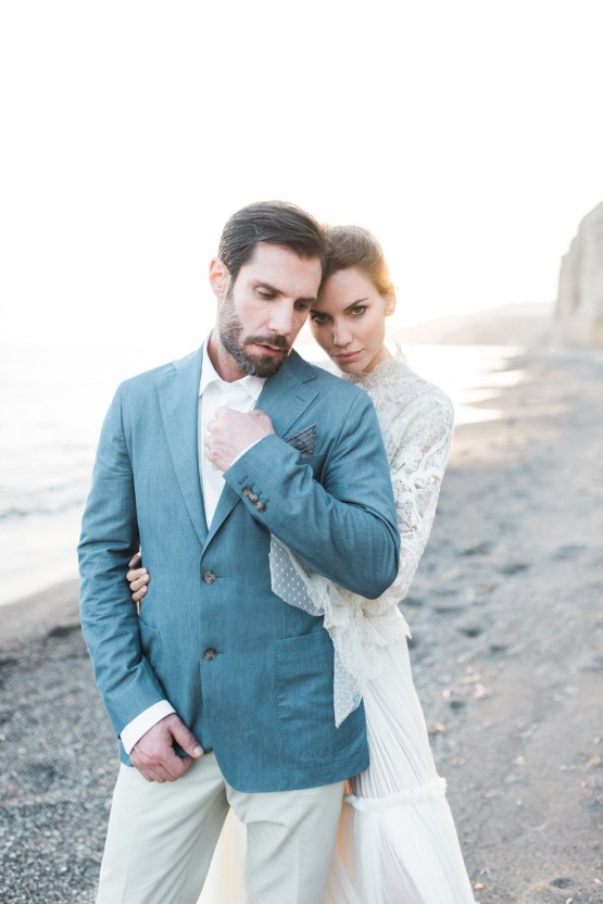 Seashell Wedding Ideas From The Beaches Of Greece – George Liopetas 35