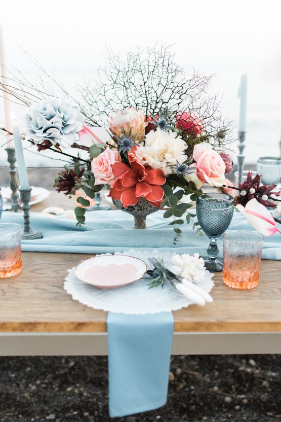 Seashell Wedding Ideas From The Beaches Of Greece – George Liopetas 36