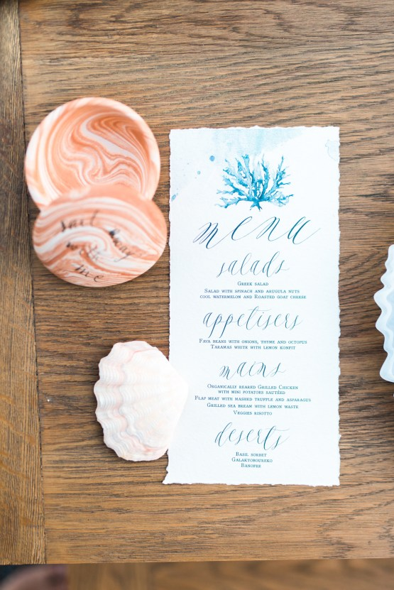 Seashell Wedding Ideas From The Beaches Of Greece – George Liopetas 37
