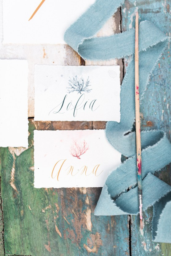 Seashell Wedding Ideas From The Beaches Of Greece – George Liopetas 8