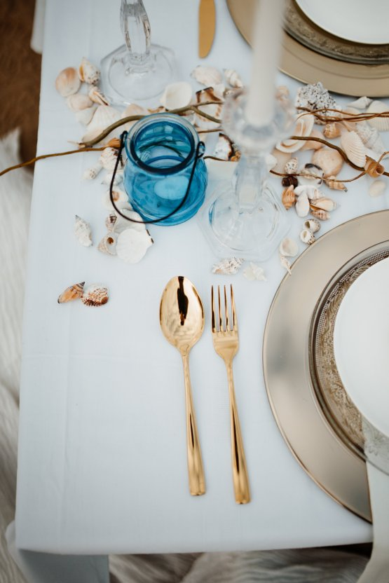 Beach Boho Wedding Inspiration With Agate Ideas – Stefanie Lange 18