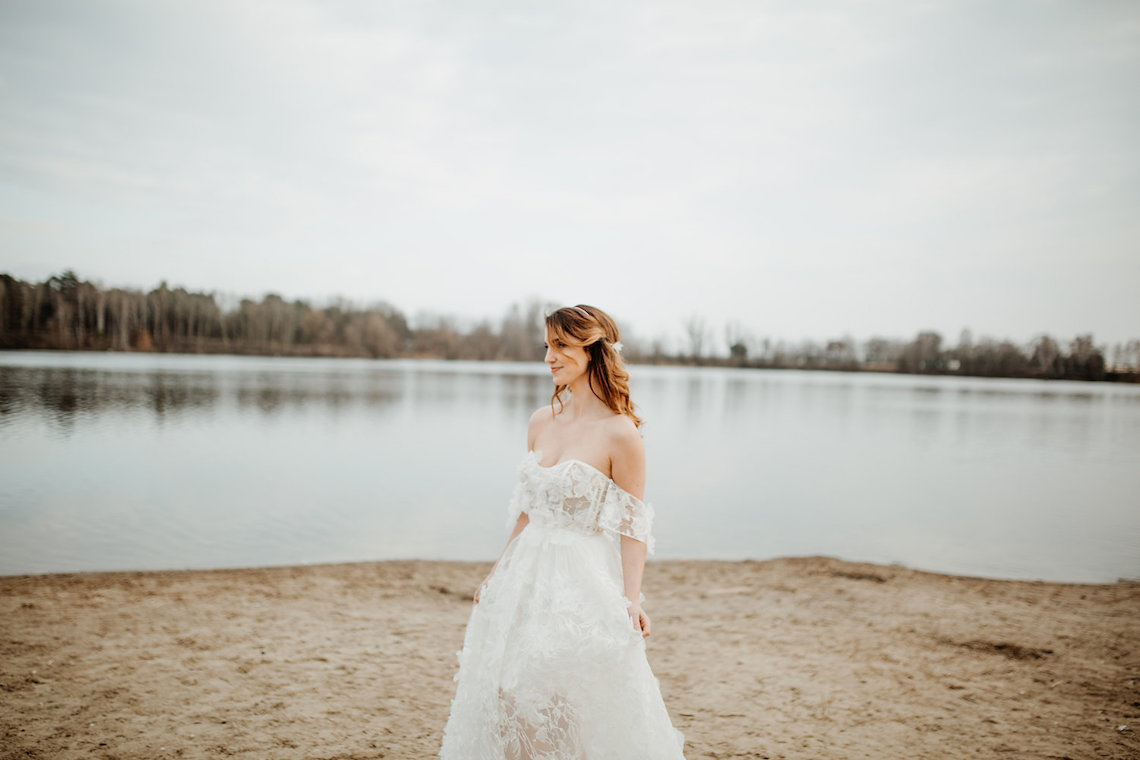 Beach Boho Wedding Inspiration With Agate Ideas – Stefanie Lange 3