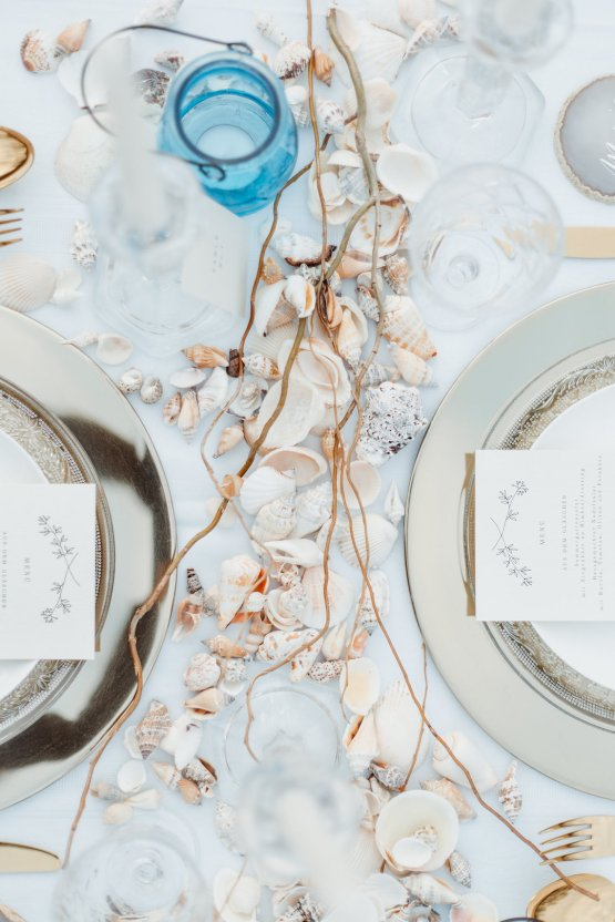 Beach Boho Wedding Inspiration With Agate Ideas – Stefanie Lange 42