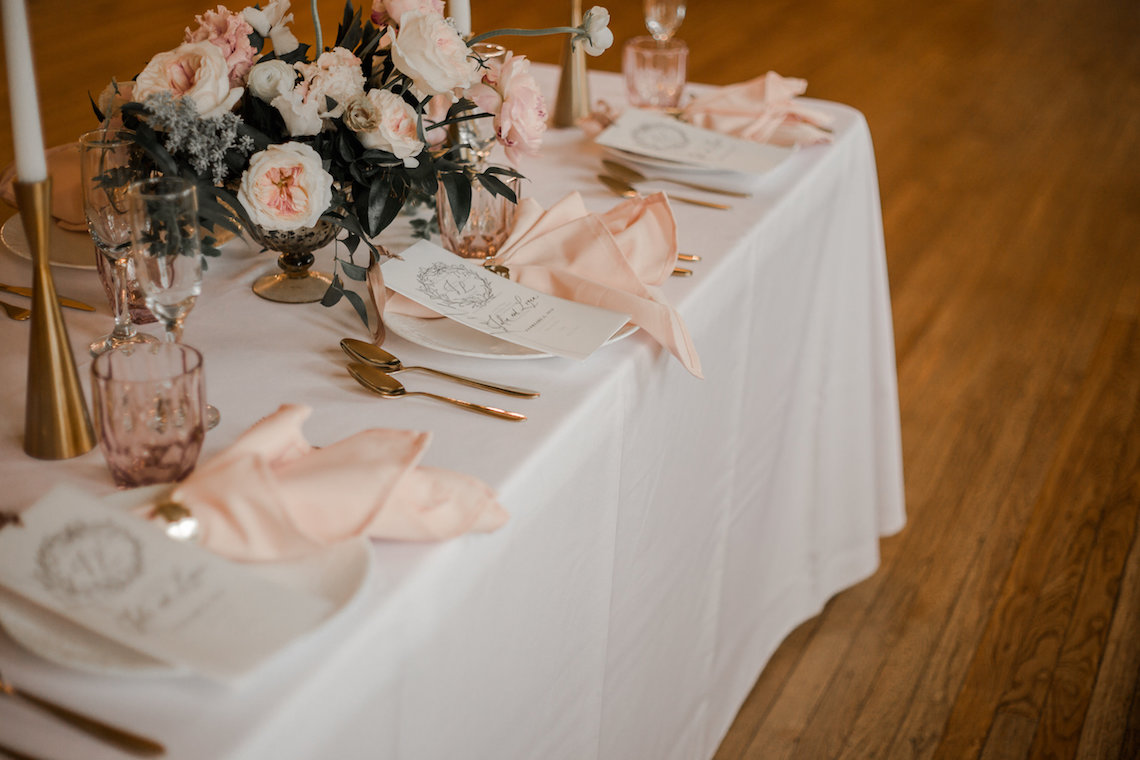 Champagne & Pink Chateau Wedding Inspiration In Texas – Wild Love Photography 1