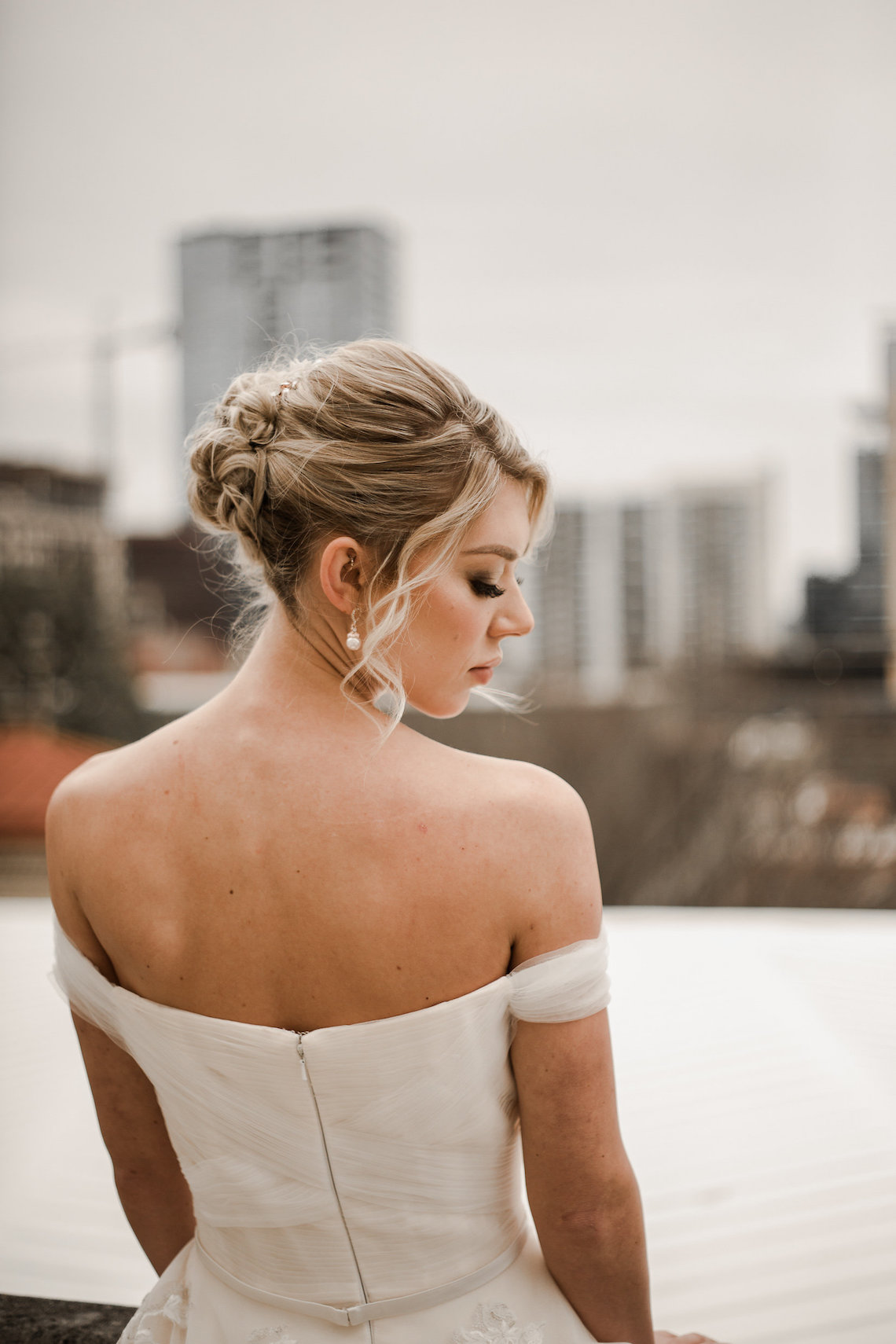 Champagne & Pink Chateau Wedding Inspiration In Texas – Wild Love Photography 12