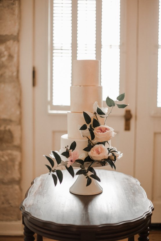 Champagne & Pink Chateau Wedding Inspiration In Texas – Wild Love Photography 32