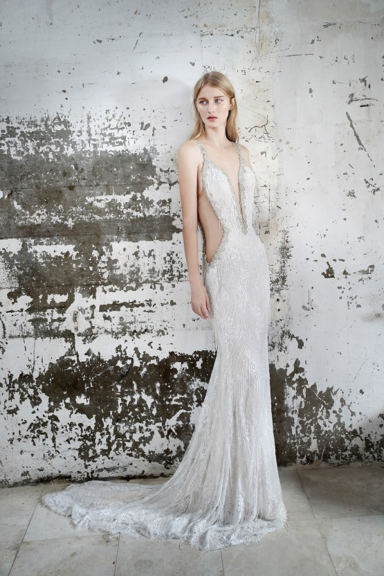 Galia Lahav Modern Fairytale-Inspired Wedding Dress Collection G-208 Front