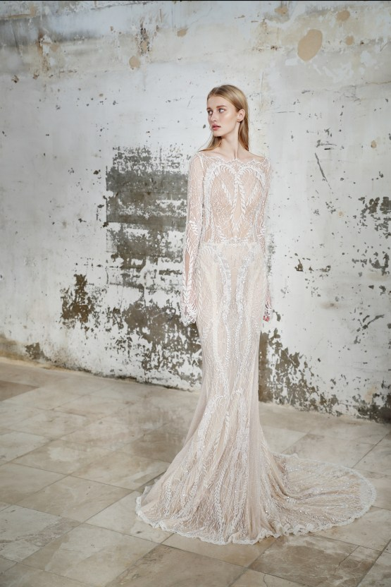 Galia Lahav Modern Fairytale-Inspired Wedding Dress Collection G-209 Front