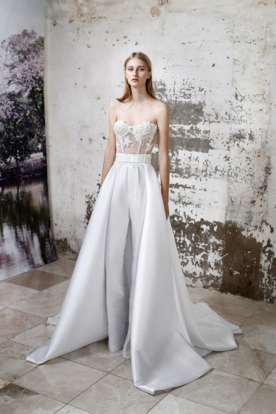 Galia Lahav Modern Fairytale-Inspired Wedding Dress Collection G-211 Front