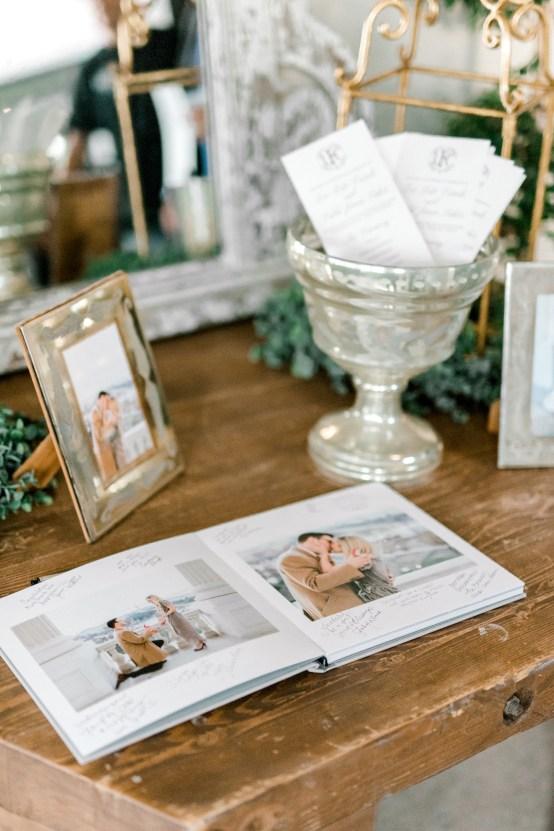 Glamorous Emerald Sapphire and Peach Countryside Wedding – Melanie Julian 43