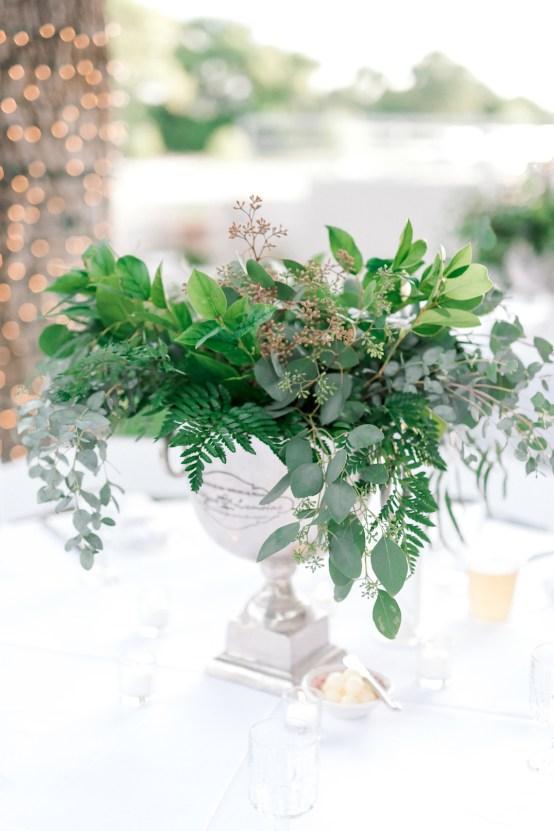 Glamorous Emerald Sapphire and Peach Countryside Wedding – Melanie Julian 44