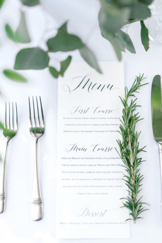 Glamorous Emerald Sapphire and Peach Countryside Wedding – Melanie Julian 45