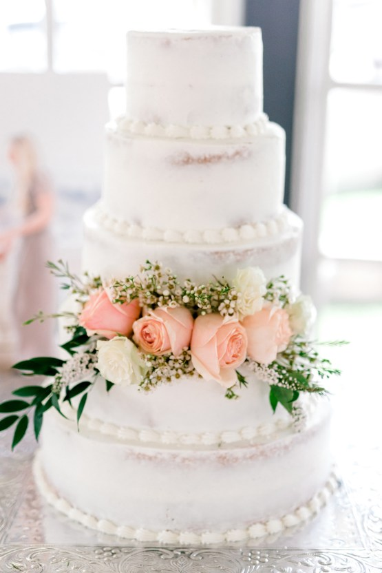 Glamorous Emerald Sapphire and Peach Countryside Wedding – Melanie Julian 51
