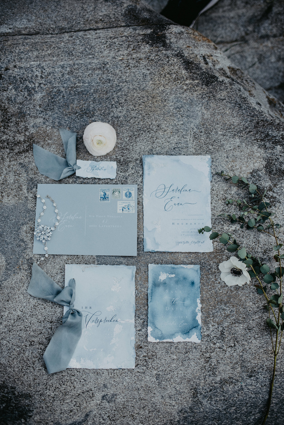Misty Blue River Goddess Bridal Inspiration – Jaypeg Photography 9