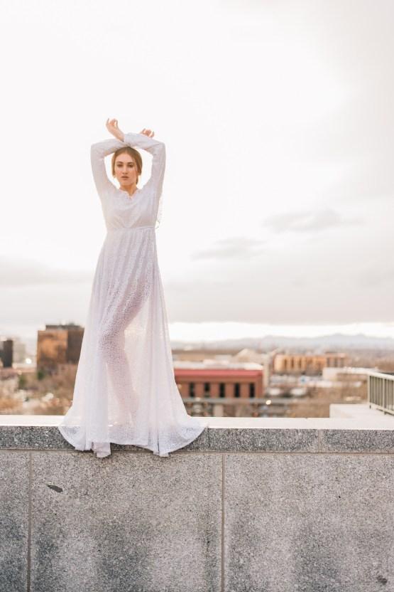 Modern Modest Metropolitan Bridal Inspiration – J Noelle Designs – Hiliary Stewart 22