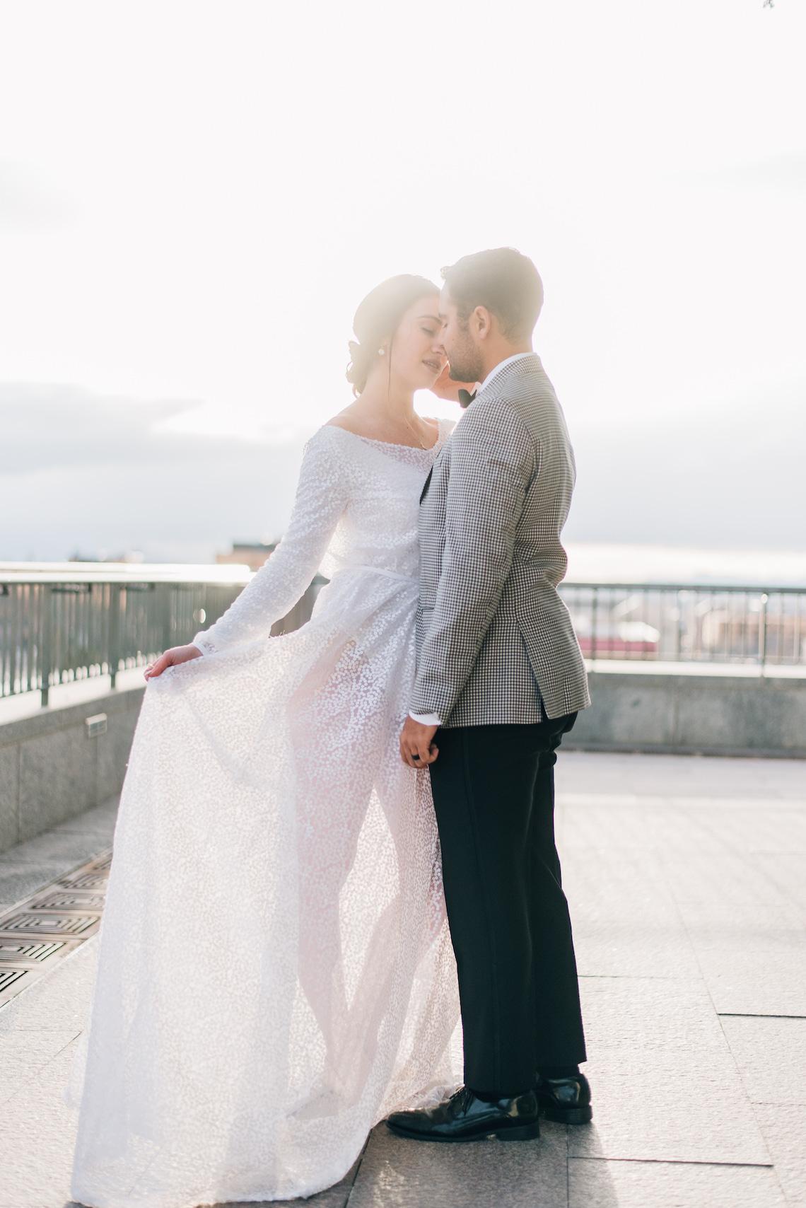Modern Modest Metropolitan Bridal Inspiration – J Noelle Designs – Hiliary Stewart 27
